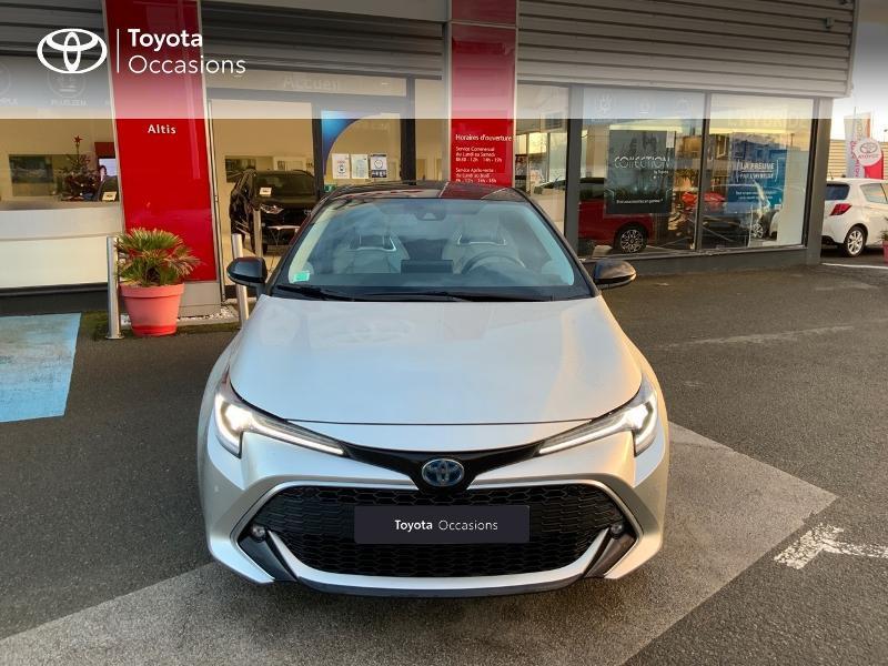 Photo 29 de l'offre de TOYOTA Corolla 122h Collection MY20 5cv à 27390€ chez Altis - Toyota Auray