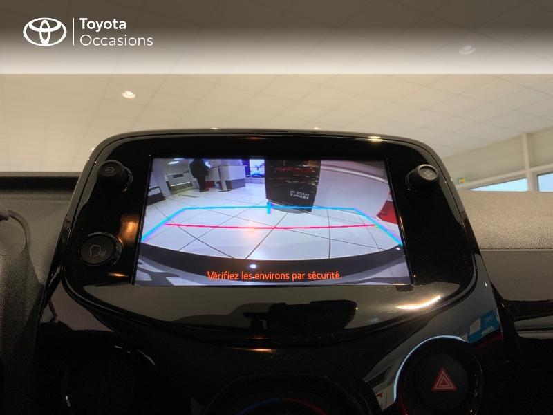 Photo 24 de l'offre de TOYOTA Aygo 1.0 VVT-i 72ch x-clusiv 5p MY20 à 13440€ chez Altis - Toyota Auray