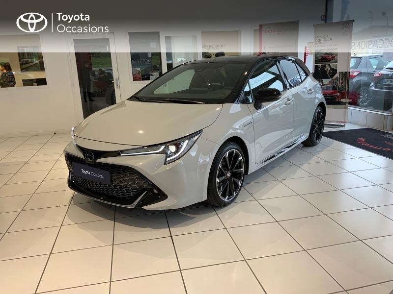 Photo 22 de l'offre de TOYOTA Corolla 122h GR Sport MY21 à 28880€ chez Altis - Toyota Auray
