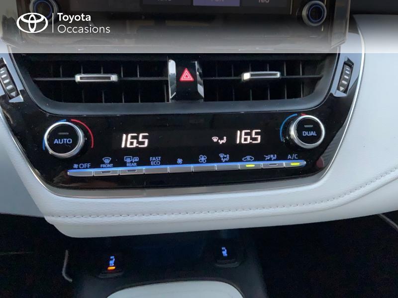 Photo 22 de l'offre de TOYOTA Corolla 122h Collection MY20 5cv à 27390€ chez Altis - Toyota Auray
