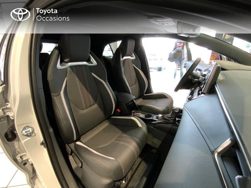 Photo 11 de l'offre de TOYOTA Corolla 122h GR Sport MY21 à 28880€ chez Altis - Toyota Auray