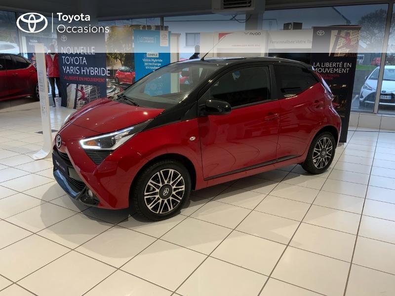 Photo 25 de l'offre de TOYOTA Aygo 1.0 VVT-i 72ch x-clusiv 5p MY20 à 13440€ chez Altis - Toyota Auray