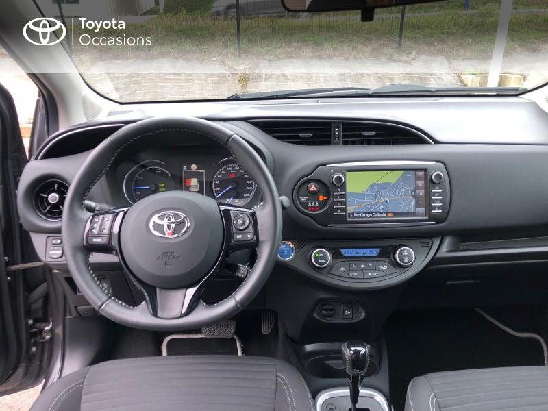 Photo 5 de l'offre de TOYOTA Yaris 100h Dynamic 5p à 13990€ chez Altis - Toyota Auray