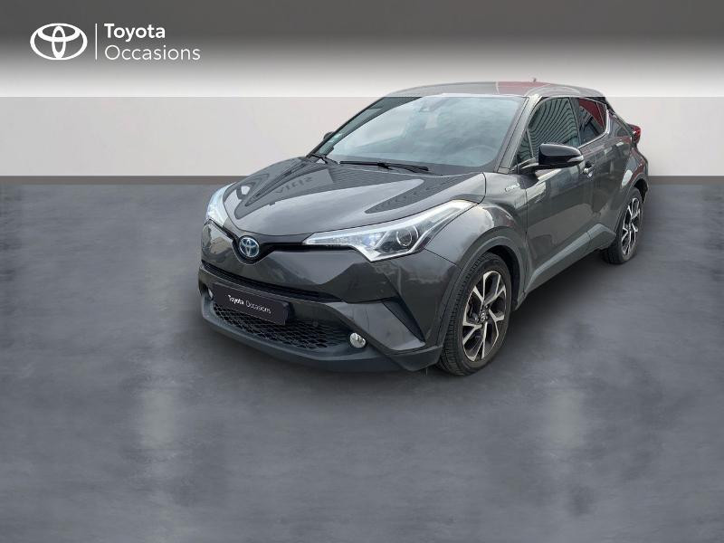 Photo 1 de l'offre de TOYOTA C-HR 122h Graphic 2WD E-CVT à 18990€ chez Altis - Toyota Auray