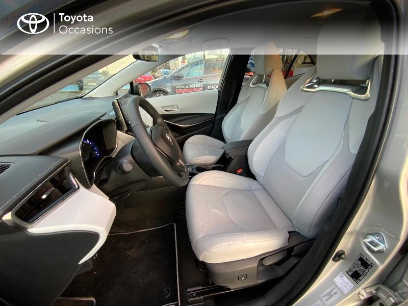 Photo 11 de l'offre de TOYOTA Corolla 122h Collection MY20 5cv à 27390€ chez Altis - Toyota Auray