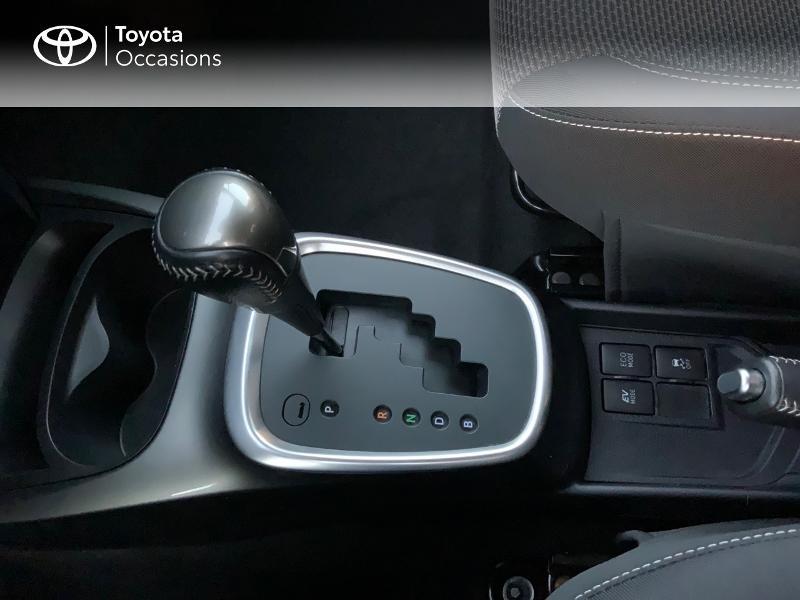Photo 23 de l'offre de TOYOTA Yaris HSD 100h Dynamic 5p à 11940€ chez Altis - Toyota Auray