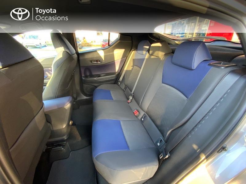 Photo 12 de l'offre de TOYOTA C-HR 122h Graphic 2WD E-CVT à 20990€ chez Altis - Toyota Auray