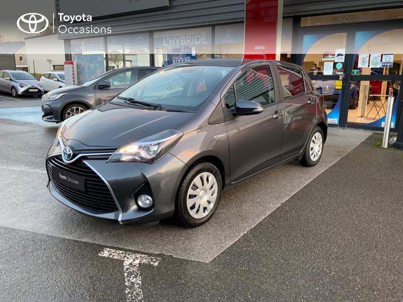 Photo 25 de l'offre de TOYOTA Yaris HSD 100h Dynamic 5p à 11940€ chez Altis - Toyota Auray