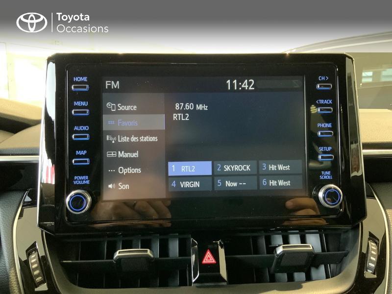 Photo 15 de l'offre de TOYOTA Corolla 122h GR Sport MY21 à 28880€ chez Altis - Toyota Auray