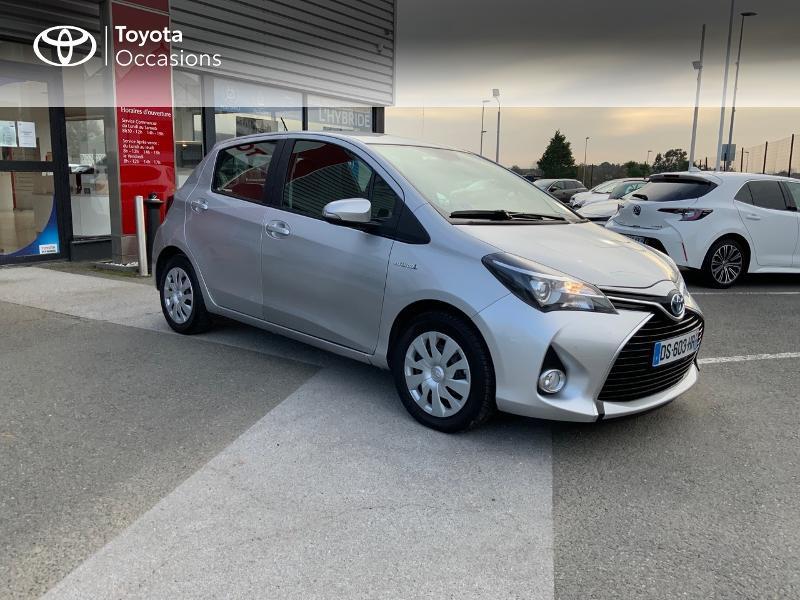 Photo 17 de l'offre de TOYOTA Yaris HSD 100h Dynamic 5p à 13660€ chez Altis - Toyota Auray