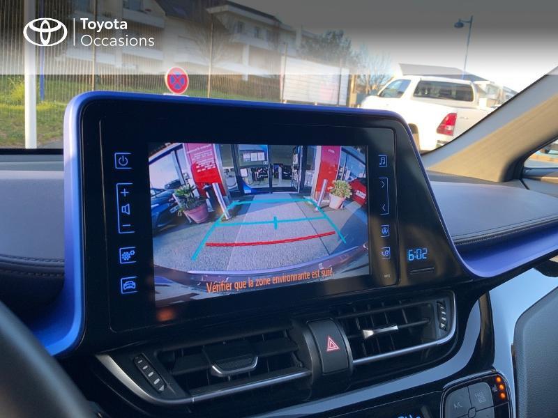Photo 21 de l'offre de TOYOTA C-HR 122h Graphic 2WD E-CVT à 20990€ chez Altis - Toyota Auray