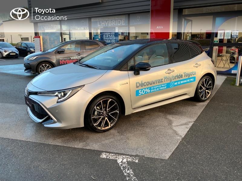 Photo 25 de l'offre de TOYOTA Corolla 122h Collection MY20 5cv à 27390€ chez Altis - Toyota Auray
