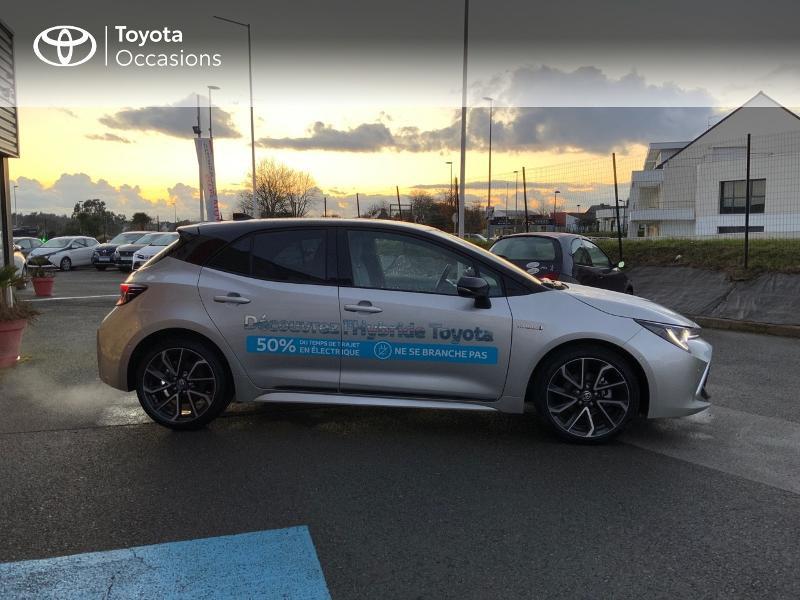 Photo 17 de l'offre de TOYOTA Corolla 122h Collection MY20 5cv à 27390€ chez Altis - Toyota Auray