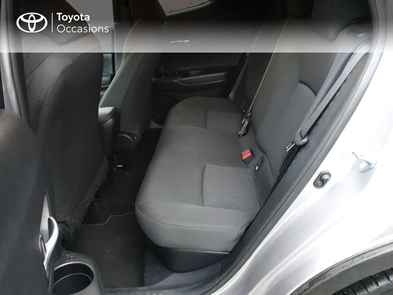Photo 14 de l'offre de TOYOTA C-HR 122h Edition 2WD E-CVT RC18 à 21990€ chez Altis - Toyota Auray