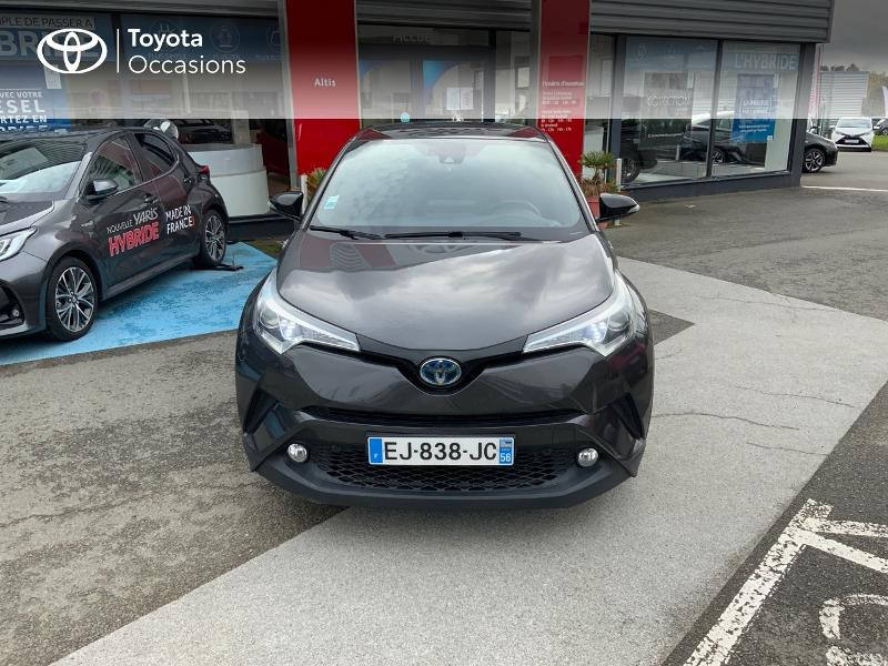 Photo 19 de l'offre de TOYOTA C-HR 122h Graphic 2WD E-CVT à 18990€ chez Altis - Toyota Auray
