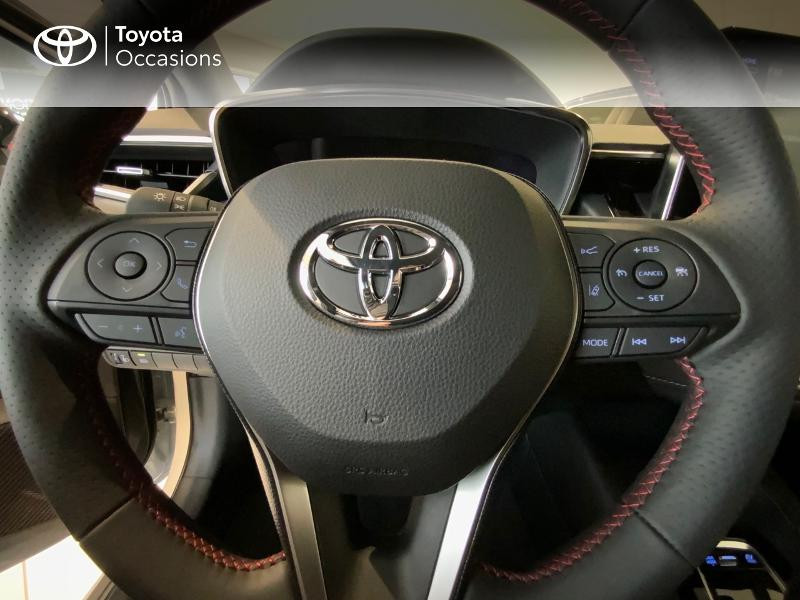 Photo 19 de l'offre de TOYOTA Corolla 122h GR Sport MY21 à 28880€ chez Altis - Toyota Auray