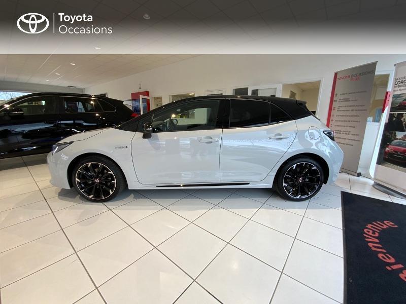 Photo 24 de l'offre de TOYOTA Corolla 122h GR Sport MY21 à 28880€ chez Altis - Toyota Auray