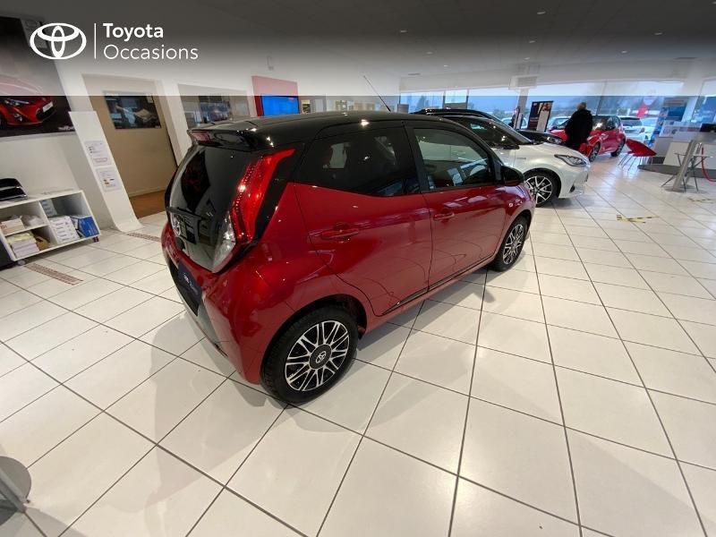 Photo 18 de l'offre de TOYOTA Aygo 1.0 VVT-i 72ch x-clusiv 5p MY20 à 13440€ chez Altis - Toyota Auray
