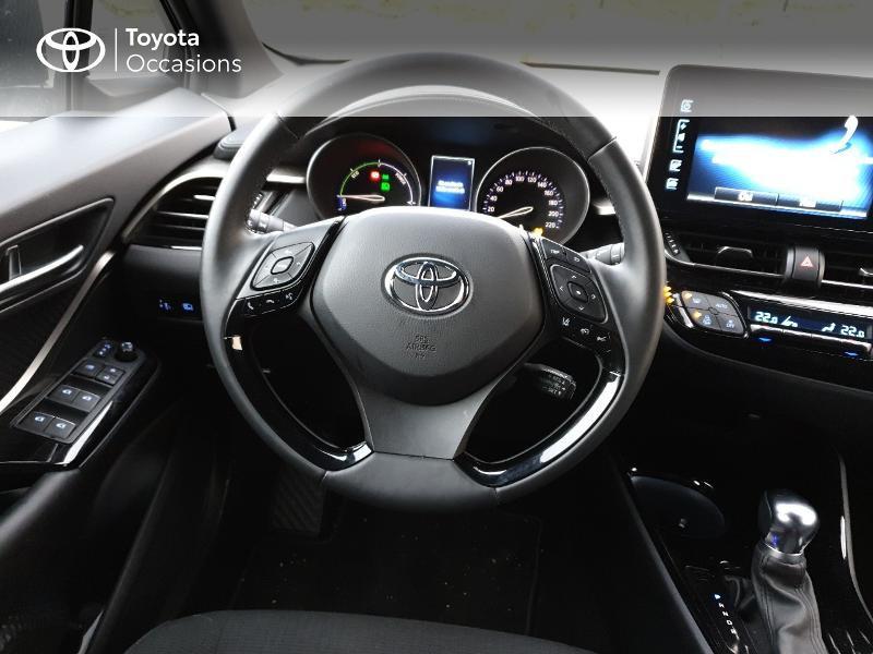 Photo 6 de l'offre de TOYOTA C-HR 122h Edition 2WD E-CVT RC18 à 21990€ chez Altis - Toyota Auray