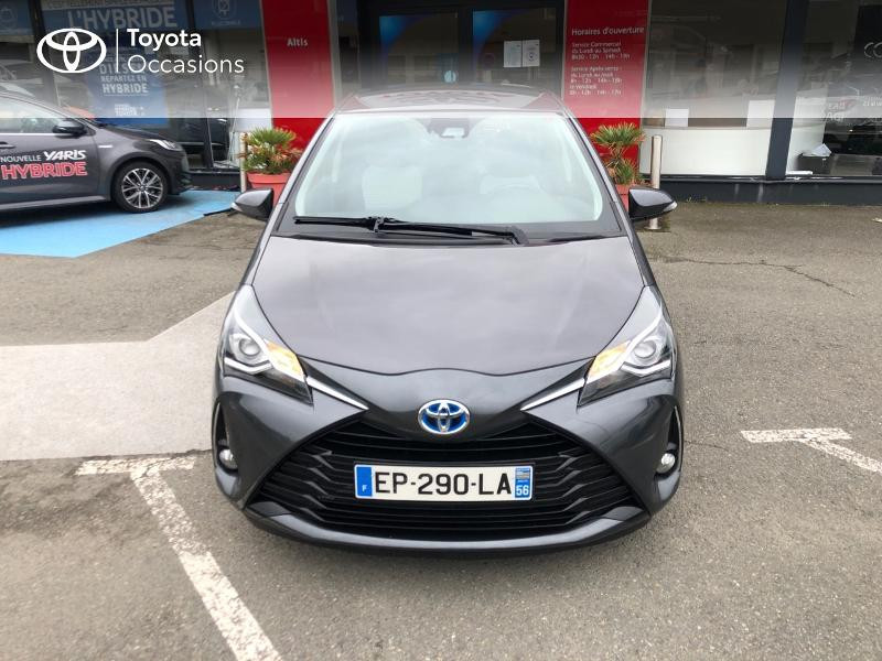 Photo 19 de l'offre de TOYOTA Yaris 100h Dynamic 5p à 13990€ chez Altis - Toyota Auray