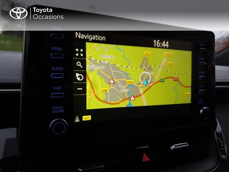 Photo 17 de l'offre de TOYOTA Corolla 180h Collection à 25280€ chez Altis - Toyota Auray