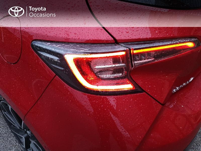 Photo 14 de l'offre de TOYOTA Corolla 180h Collection à 25280€ chez Altis - Toyota Auray