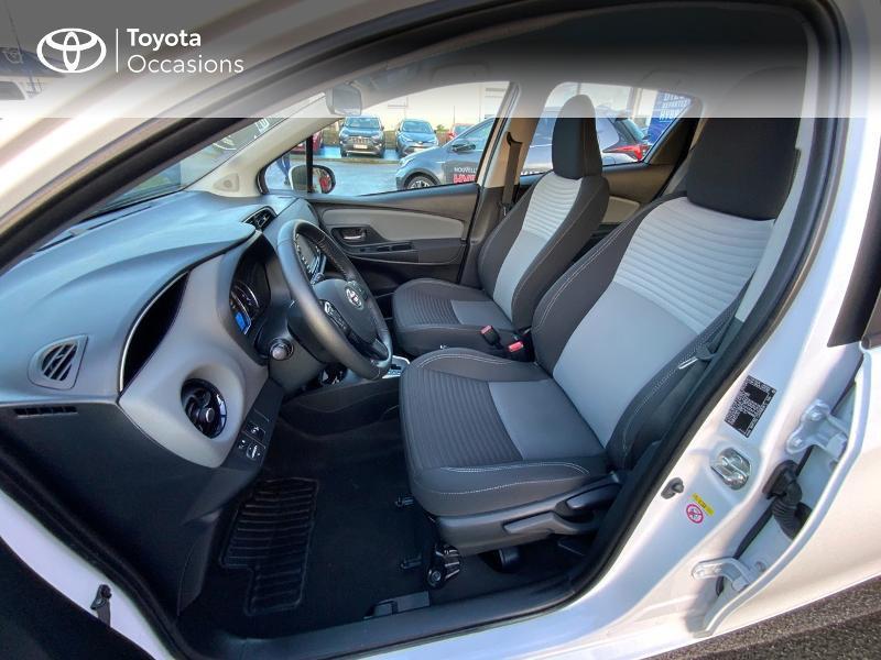 Photo 11 de l'offre de TOYOTA Yaris 100h France 5p à 14840€ chez Altis - Toyota Auray