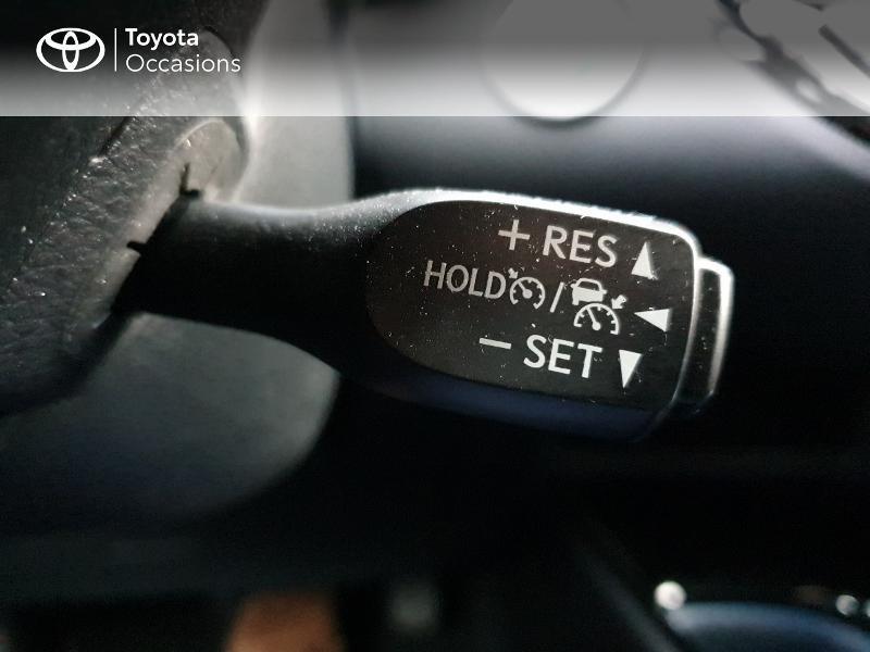 Photo 18 de l'offre de TOYOTA C-HR 122h Edition 2WD E-CVT RC18 à 21990€ chez Altis - Toyota Auray