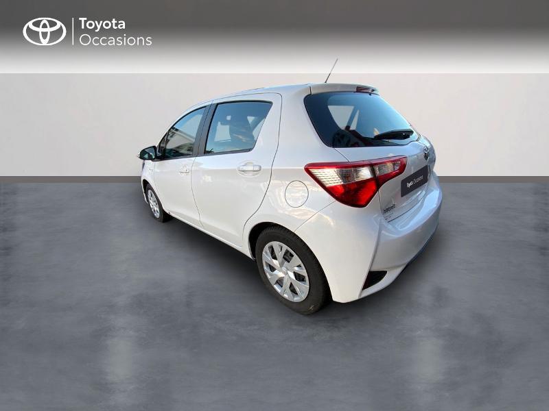 Photo 2 de l'offre de TOYOTA Yaris 100h France 5p à 14840€ chez Altis - Toyota Auray