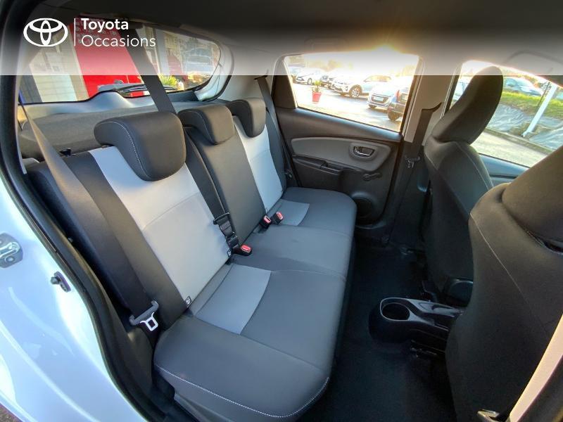 Photo 7 de l'offre de TOYOTA Yaris 100h France 5p à 14840€ chez Altis - Toyota Auray