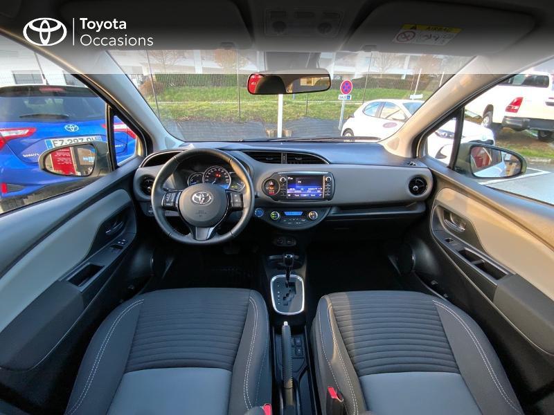 Photo 8 de l'offre de TOYOTA Yaris 100h France 5p à 14840€ chez Altis - Toyota Auray