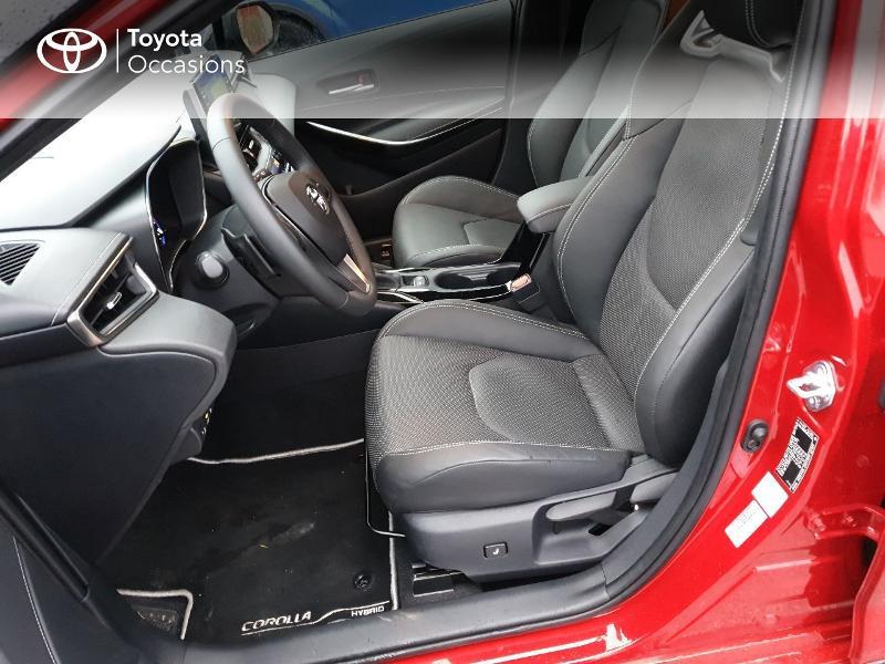 Photo 13 de l'offre de TOYOTA Corolla 180h Collection à 25280€ chez Altis - Toyota Auray