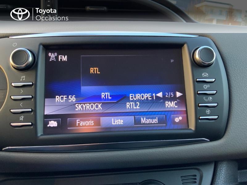 Photo 15 de l'offre de TOYOTA Yaris 100h France 5p à 14840€ chez Altis - Toyota Auray