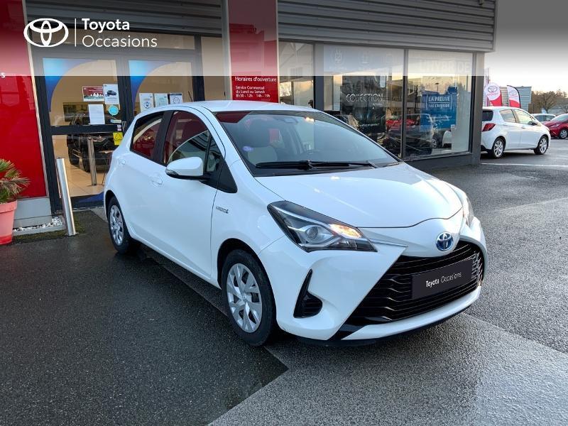 Photo 19 de l'offre de TOYOTA Yaris 100h France 5p à 14840€ chez Altis - Toyota Auray