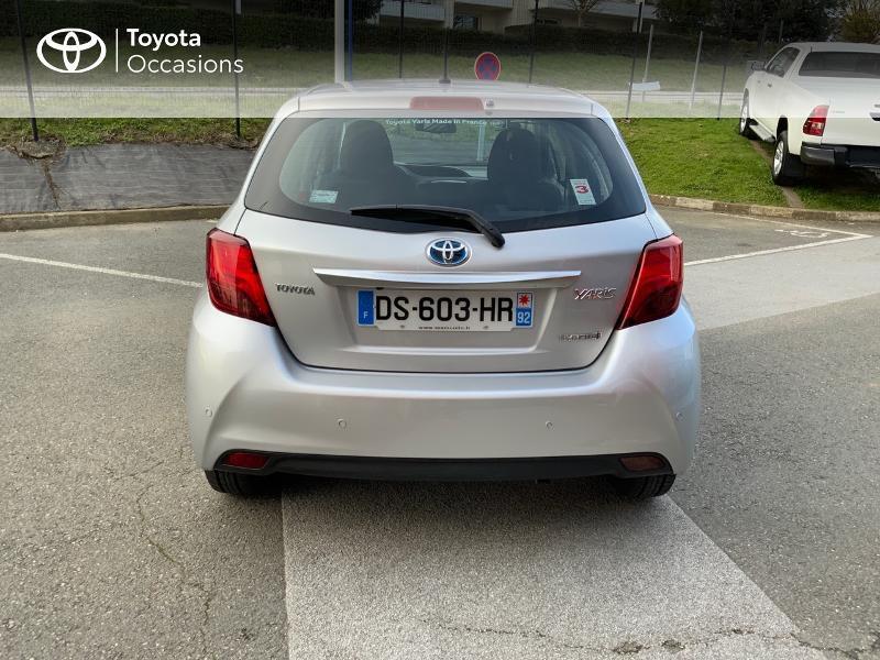 Photo 18 de l'offre de TOYOTA Yaris HSD 100h Dynamic 5p à 13660€ chez Altis - Toyota Auray