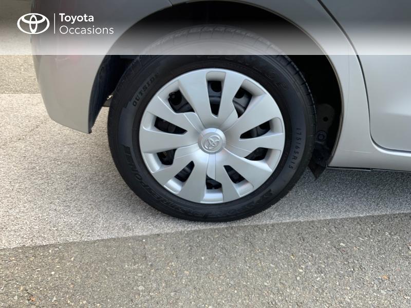 Photo 4 de l'offre de TOYOTA Yaris HSD 100h Dynamic 5p à 13660€ chez Altis - Toyota Auray