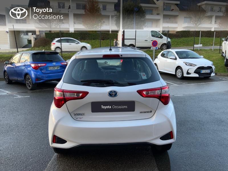 Photo 28 de l'offre de TOYOTA Yaris 100h France 5p à 14840€ chez Altis - Toyota Auray
