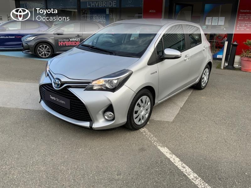 Photo 20 de l'offre de TOYOTA Yaris HSD 100h Dynamic 5p à 13660€ chez Altis - Toyota Auray