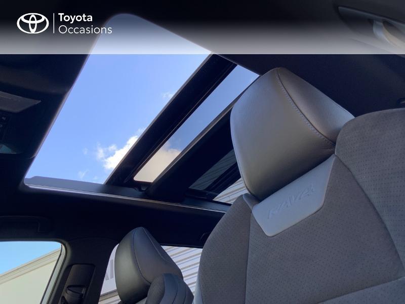 Photo 20 de l'offre de TOYOTA RAV4 Hybride 218ch Collection 2WD à 37980€ chez Altis - Toyota Auray