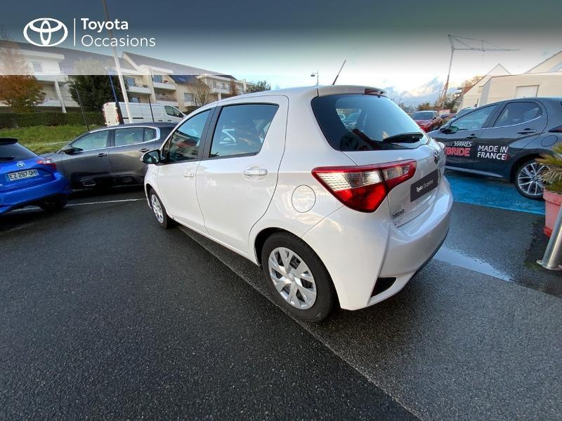 Photo 26 de l'offre de TOYOTA Yaris 100h France 5p à 14840€ chez Altis - Toyota Auray