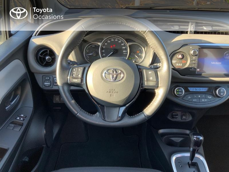 Photo 6 de l'offre de TOYOTA Yaris 100h France 5p à 14240€ chez Altis - Toyota Auray