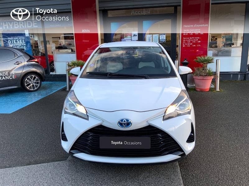 Photo 29 de l'offre de TOYOTA Yaris 100h France 5p à 14840€ chez Altis - Toyota Auray