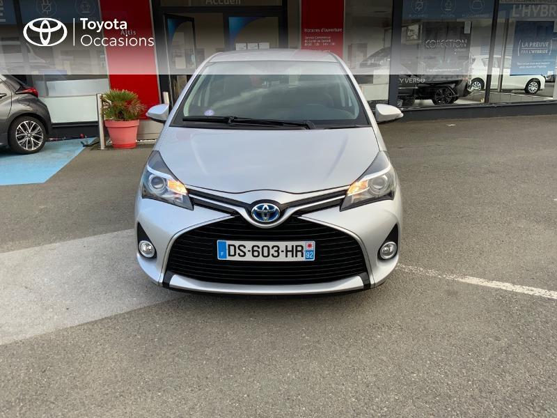 Photo 19 de l'offre de TOYOTA Yaris HSD 100h Dynamic 5p à 13660€ chez Altis - Toyota Auray