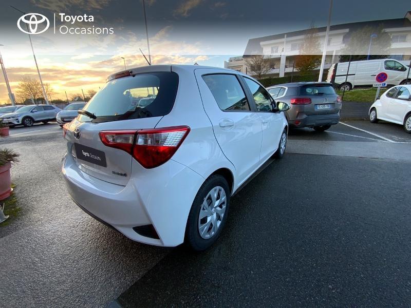 Photo 18 de l'offre de TOYOTA Yaris 100h France 5p à 14840€ chez Altis - Toyota Auray
