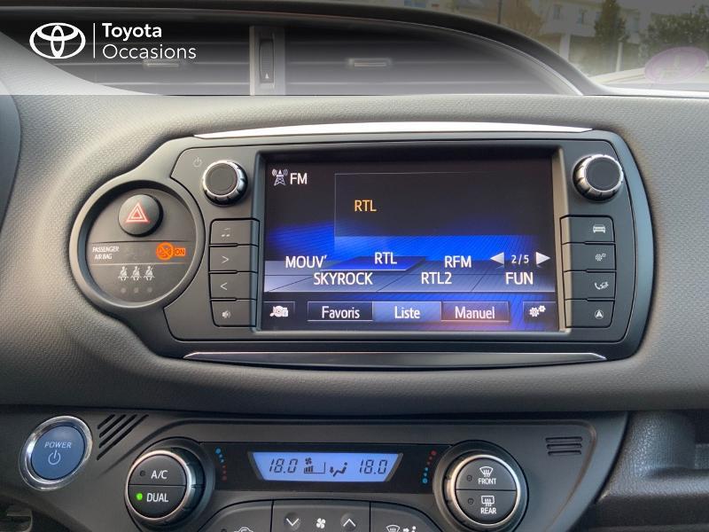 Photo 7 de l'offre de TOYOTA Yaris HSD 100h Dynamic 5p à 13660€ chez Altis - Toyota Auray