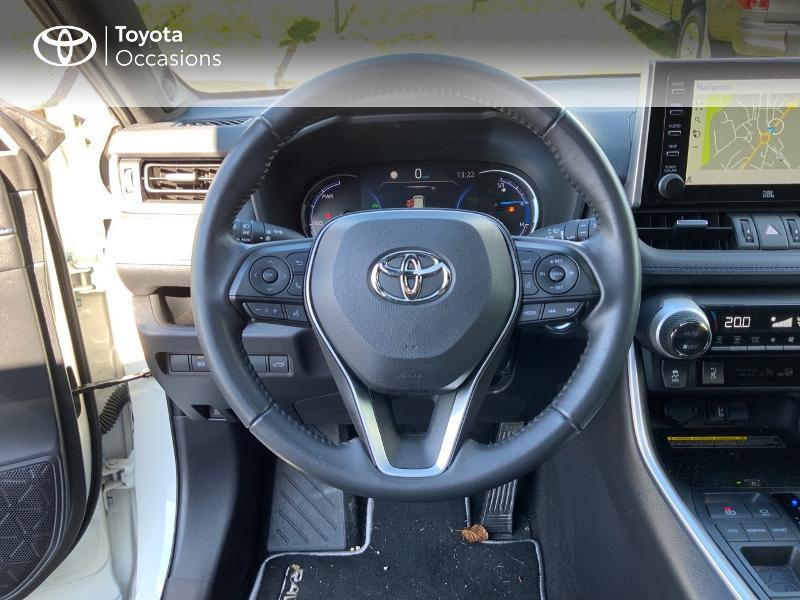 Photo 6 de l'offre de TOYOTA RAV4 Hybride 218ch Collection 2WD à 37980€ chez Altis - Toyota Auray