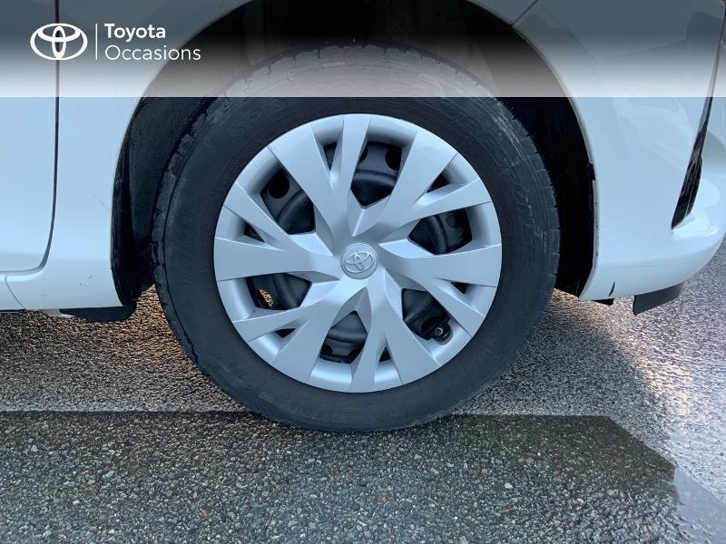 Photo 16 de l'offre de TOYOTA Yaris 100h France 5p à 14840€ chez Altis - Toyota Auray