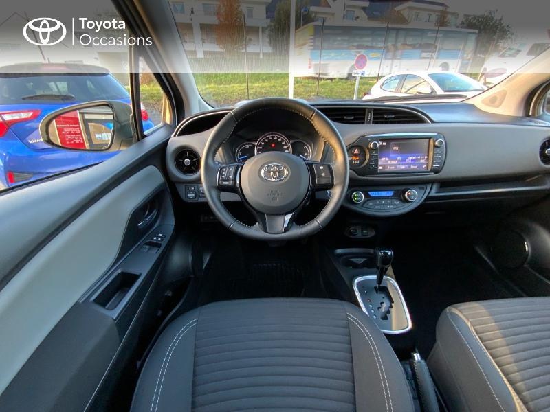 Photo 9 de l'offre de TOYOTA Yaris 100h France 5p à 14840€ chez Altis - Toyota Auray