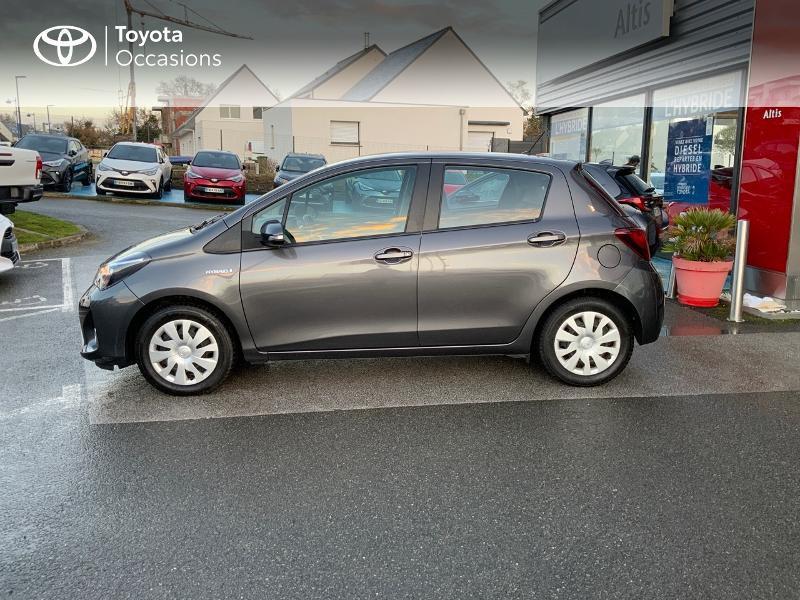 Photo 27 de l'offre de TOYOTA Yaris HSD 100h Dynamic 5p à 11940€ chez Altis - Toyota Auray