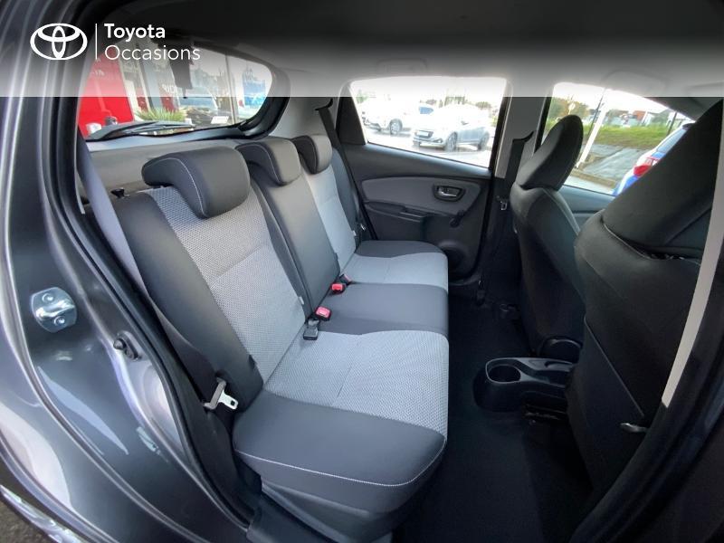 Photo 7 de l'offre de TOYOTA Yaris HSD 100h Dynamic 5p à 11940€ chez Altis - Toyota Auray